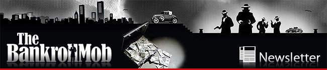 The BankrollMob Newsletter Header