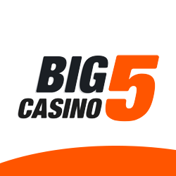Big5Casino 5 Free Spins + 100% up to €/$ 555 + 25 FS