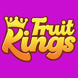 FruitKings  100% up to $/€ 300 + 100 bonus spins