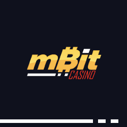 mBit Casino 1 BTC and 250 free spins