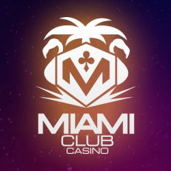 MiamiClub Casino 100% up to $800 deposit casino bonus