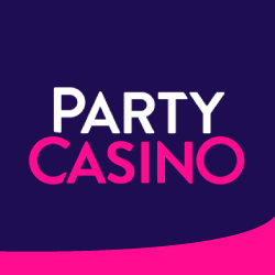 Party Casino 100% up to $/£/€500 + 20 Free Spins