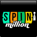 Spin Million 200% up to €/$200 + 100 Free Spins