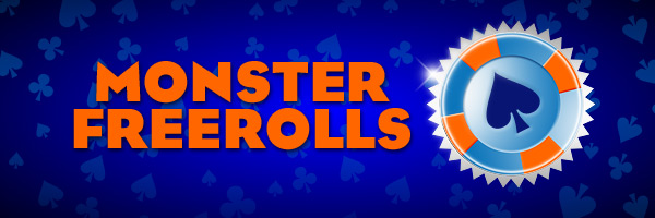 NordicBet Poker Monster Freerolls