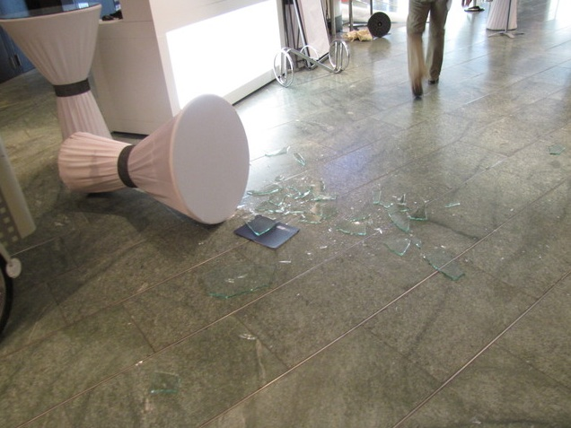 EPT Berlin armed robbery