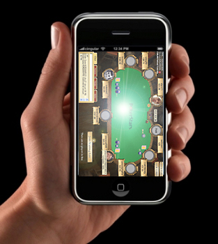 Can i play poker for real money on my android
