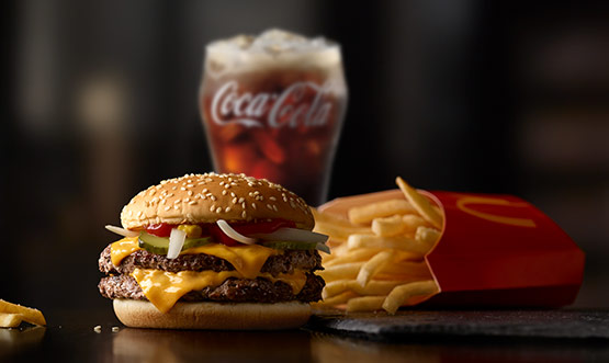 Poker pro agrees to Prop Bet - Eat $1K worth of McDonald's food in 36 hours