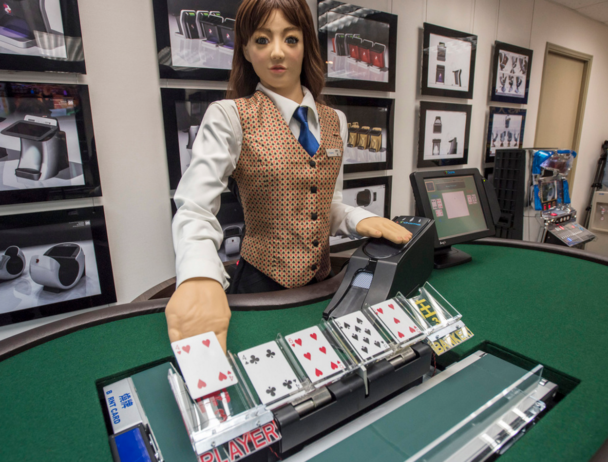 kings casino dealer