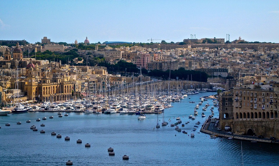 Malta, a popular gaming hub in southern Europe