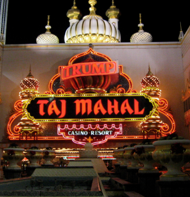 Hard Rock Purchases Trump Taj Mahal for $300 million