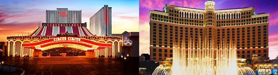 MGM Resorts Sells Circus Circus & Bellagio on Las Vegas Strip