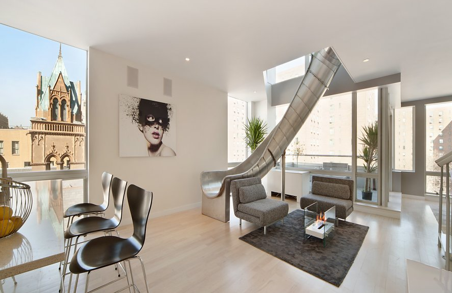 Phil Galfond's New York Apartment For Sale - Poker/Casino