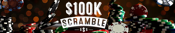 Full Tilt Poker: $100,000 Scramble Freerolls