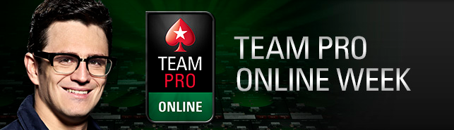 how to become a pokerstars team pro
