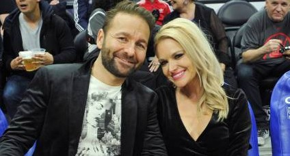Daniel Negreanu got engaged to Poker Host Amanda Leatherman