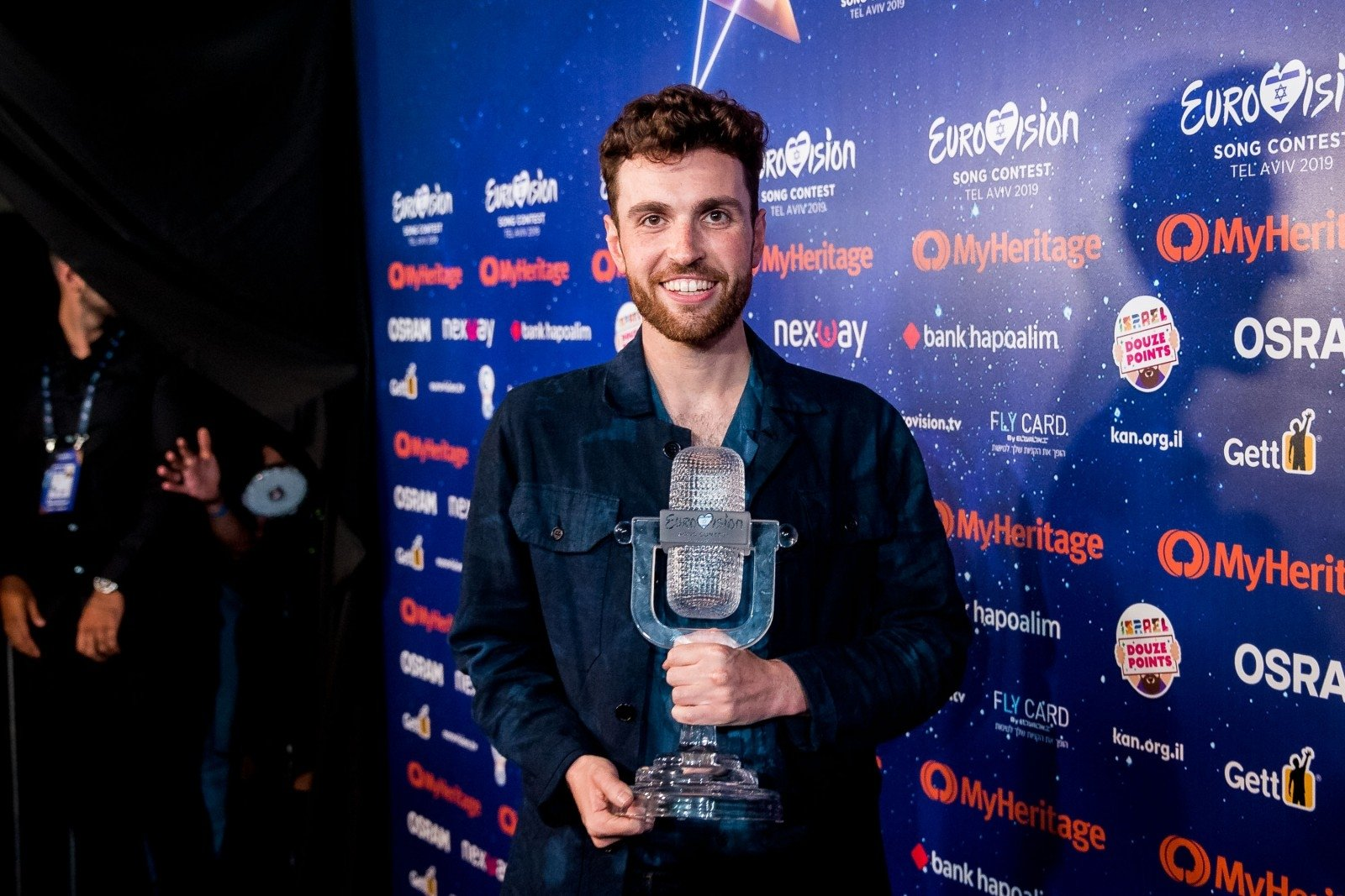 Duncan Laurence, winner of the 2019 edition