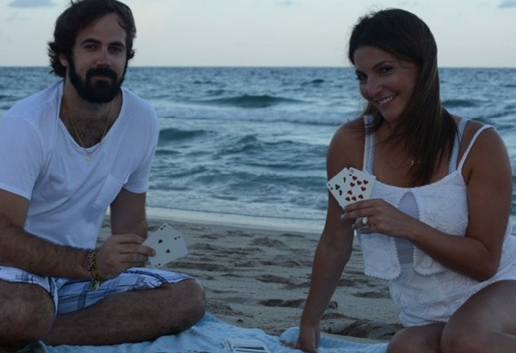 Jason & Natasha Mercier Finish Back-to-Back in Poker Tournament