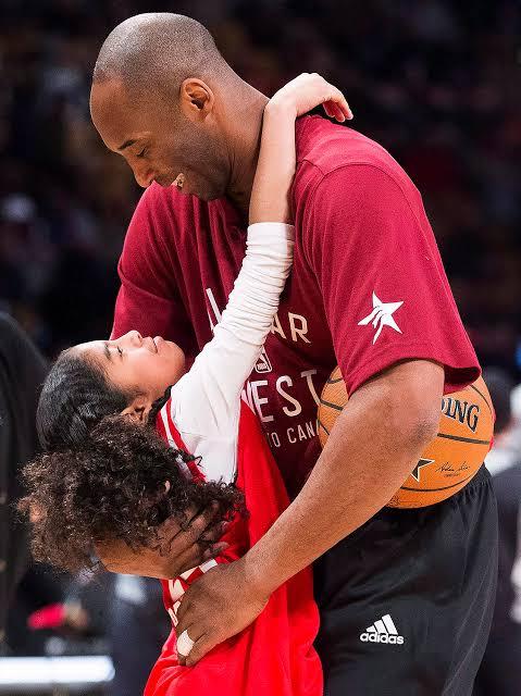 Kobe & Gianna
