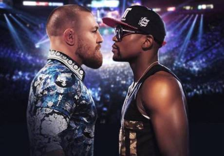 'The Money Fight' – Mayweather vs McGregor