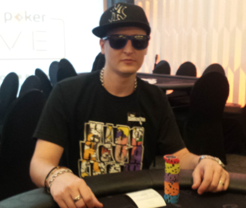 BankrollMob Member Gets Free Entry To partypoker KO Series $1M GTD Championship Event!