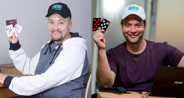What Happened to the Two $1 Qualifiers versus the Pros in Poker After Dark's 888poker Week on PokerGO
