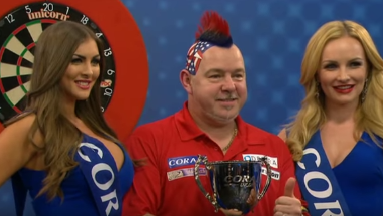 Darts: Peter Wright Wins UK Open (£70,000)