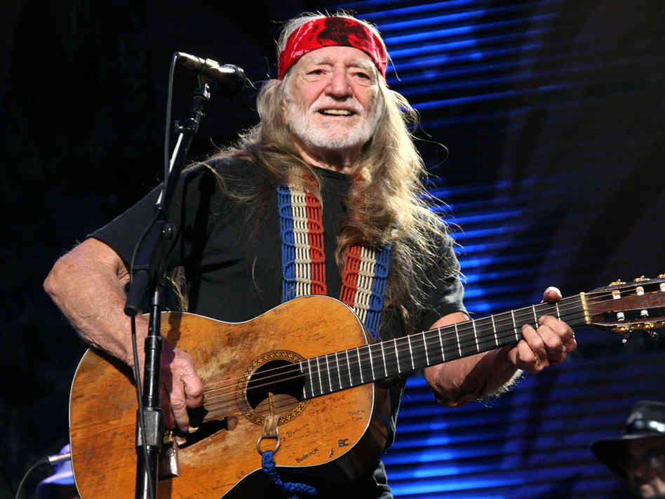 Musician Willie Nelson tagged as 'Ruthless