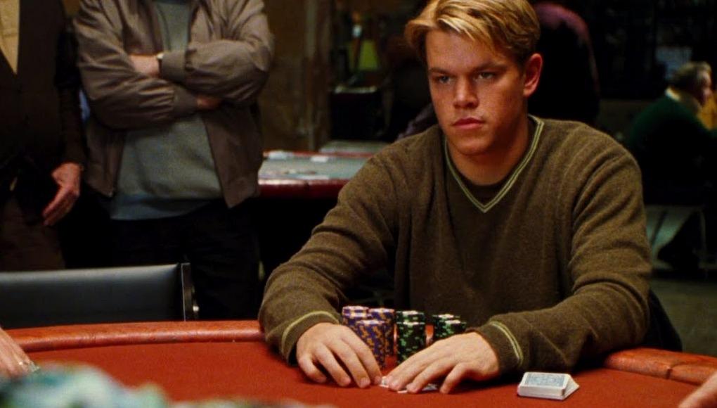 Matt Damon on �Rounders' and Modern Poker in Bill Simmons Podcast