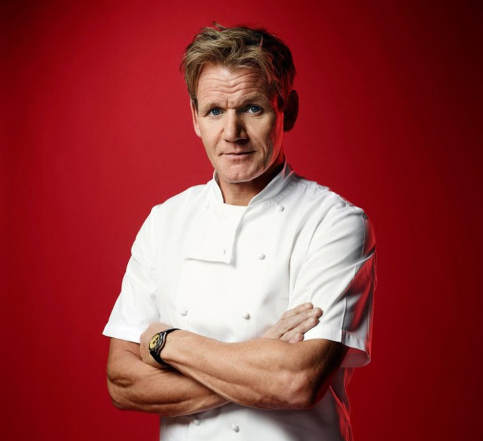 Celeb Chef Gordon Ramsay Plans to Launch Lottery and Online Casino Games