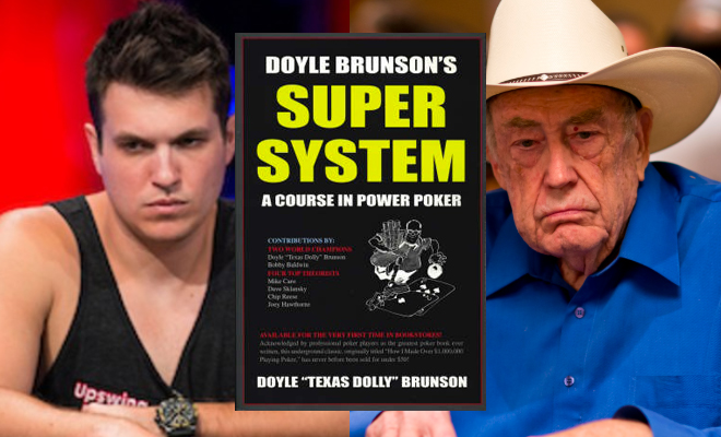 Doug Polk and Doyle Brunson in Twitter War over Coronavirus, Atheists, Super/System Book