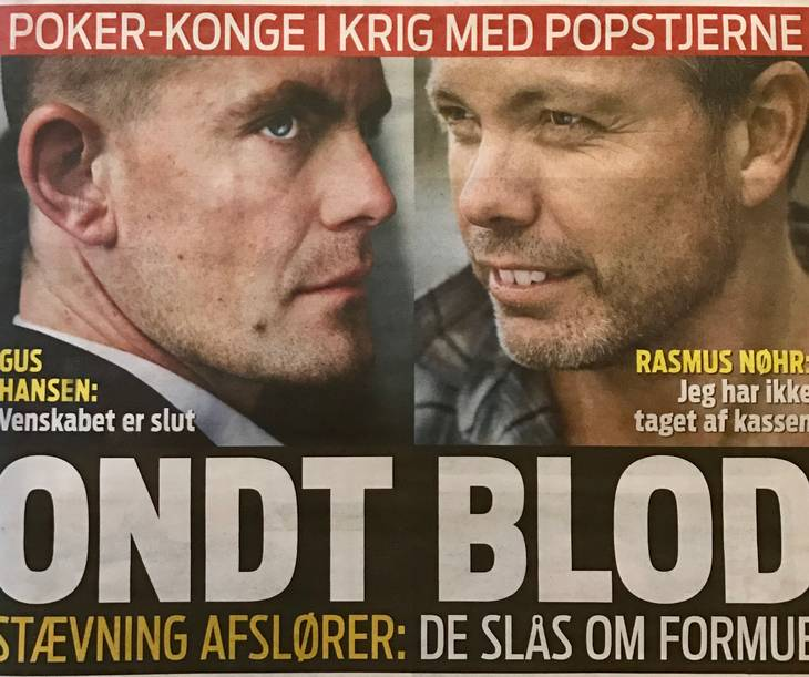 from danish newspaper