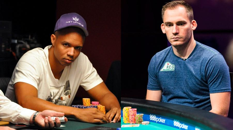 Poker Showdown: Phil Ivey versus Justin Bonomo