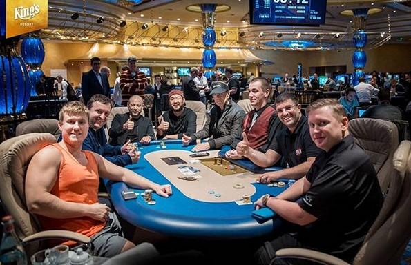 Rumor: Tsoukernik's Private Poker Games at King's Casino reach €20K/€40k Blinds