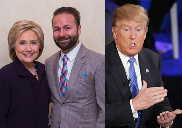 Negreanu Offers $100,000 To Anyone Leaking Trump�s Apprentice Tapes