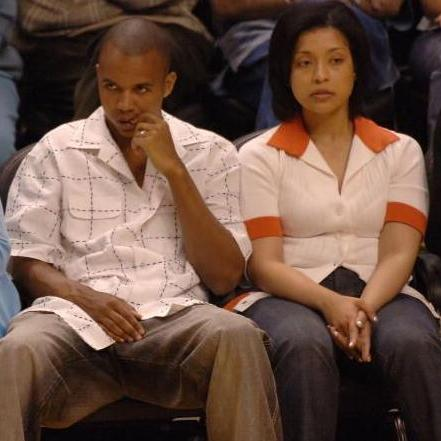 Phil Ivey with sexy, Wife Luciaetta Ivey