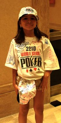 The Seven Year Old Poker Prodigy Poker Casino Betting News From Bankrollmob Com