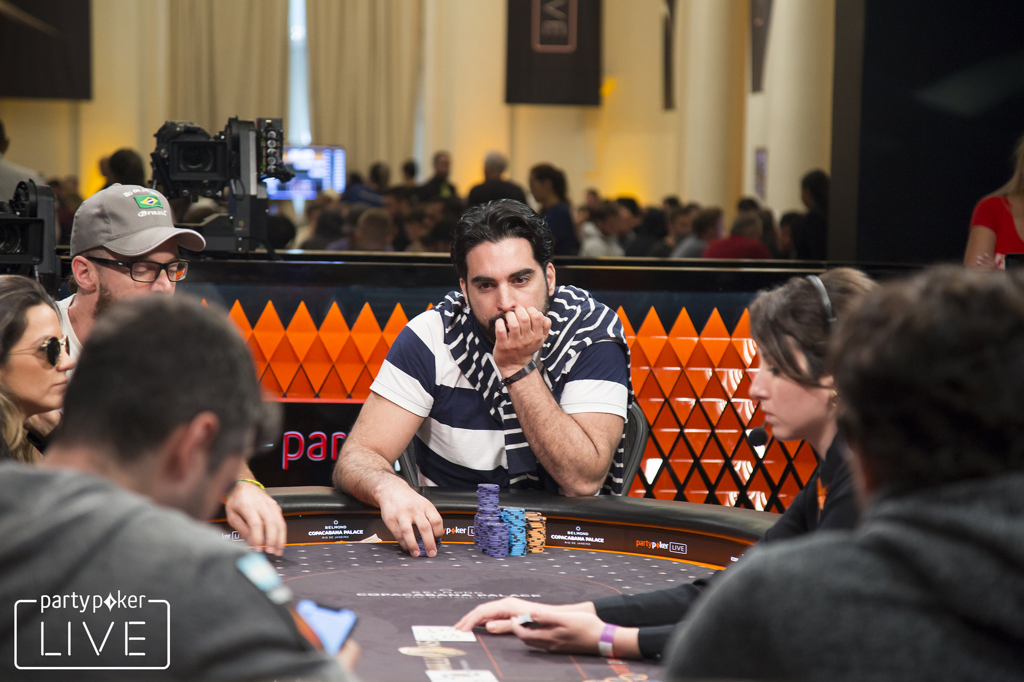 Alexandros Kolonias wins Purple Jacket at 2020 Poker Masters Online