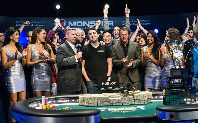 WPT World Championship: A Misclick Worth $973,683