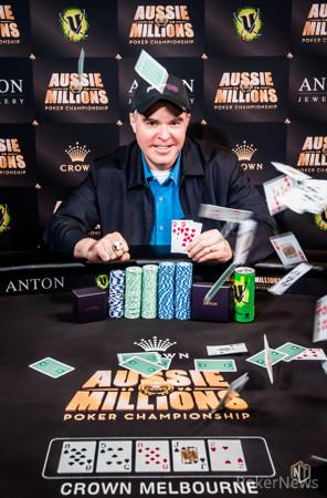 2019 Aussie Millions AU$100K Challenge won by Cary Katz for AU$1,481,760