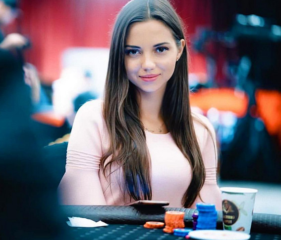 888poker announces their Newest Addition to their Ambassador Team - Daria Feshchenko