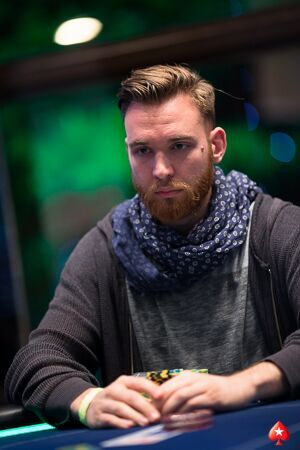 Fabian Quoss - photo from pokerstarsblog