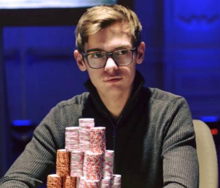 partypoker ambassador Fedor Holz Selling 20% of Triton Poker £1M Action