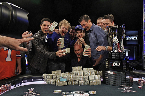 The final table of Five Diamond World Poker Classic was probably one of the  most interesting World Poker Tour final tables this year since both Antonio  ...