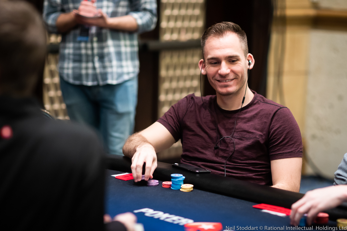2019 PCA $25,000 Single-Day High Roller II won by Justin Bonomo for $383,650