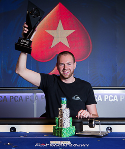 Poker pca winners