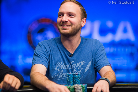 PCA 2016 Main Event: Mike Watson Leads Final 6; Pires Didn