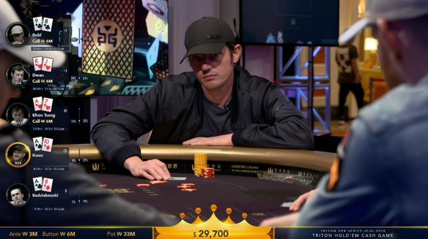 Triton Poker Releases Episode 3 of SHR Short Deck Cash Game - Tom Dwan Loses Big Once More