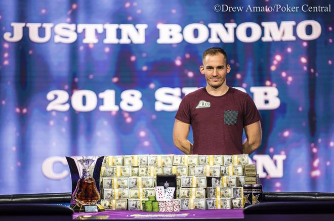 Justin Bonomo wins 2018 Super High Roller Bowl for $5,000,000