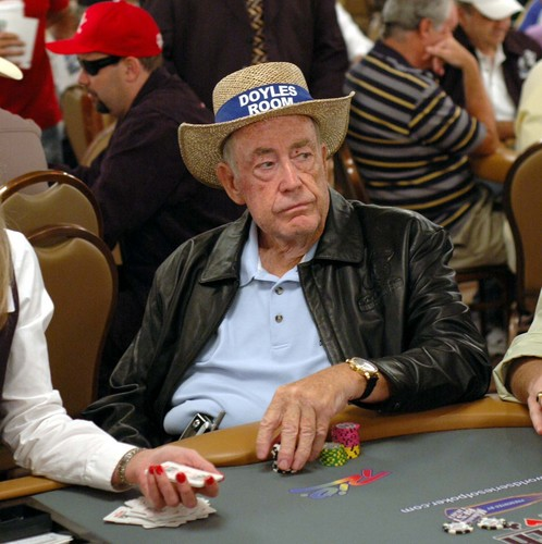 Doyle Brunson buys Cadillac thanks to winnings at Bobby