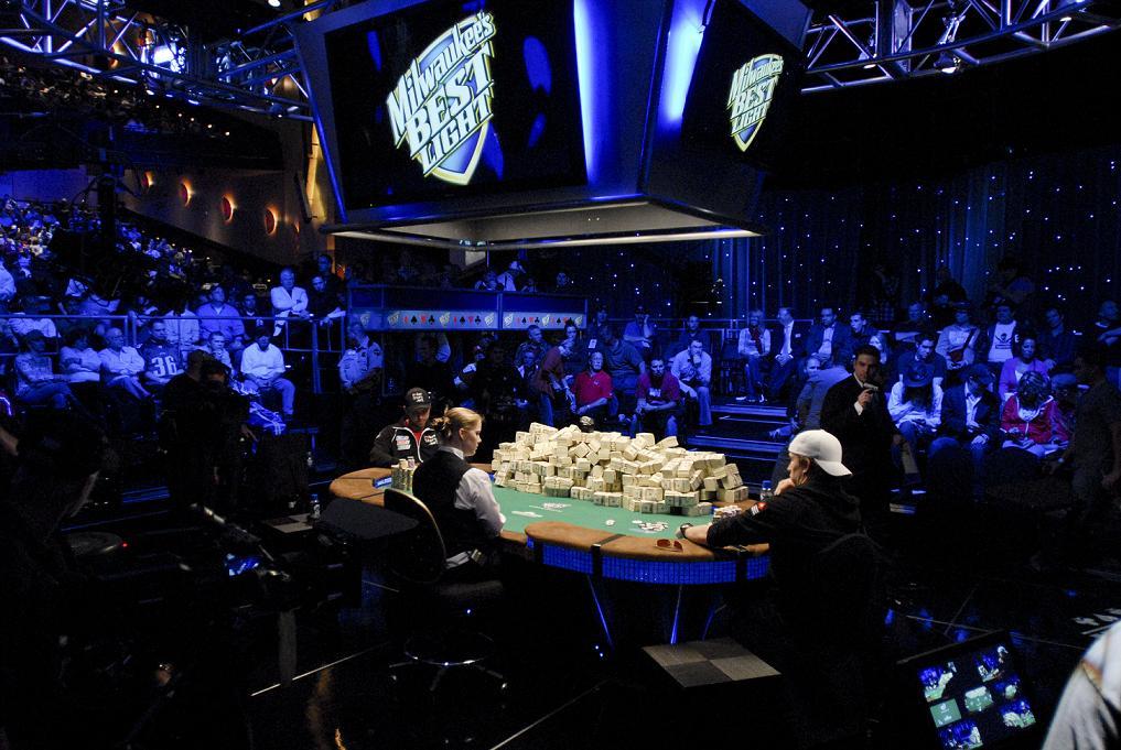 Ukipt poker tournament